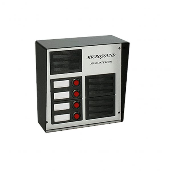mfa-4-way-apartment-intercom-gate-station